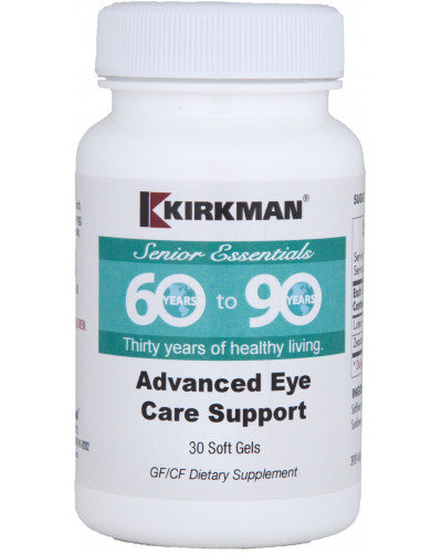 60 to 90 Advanced Eye Care Support-30 Count
