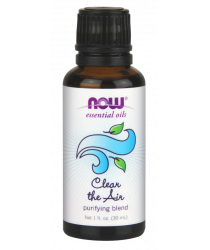 Clear the air oil blend