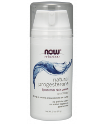 Natural Progesterone Liposomal Skin Cream