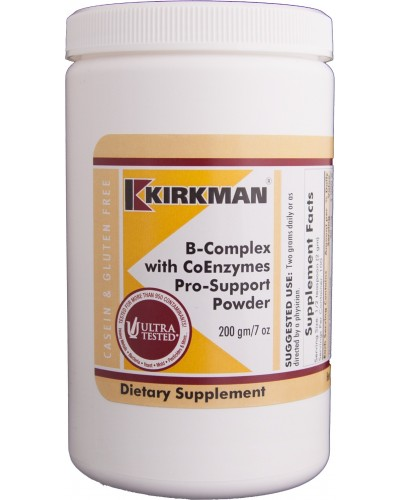 B-Complex with CoEnzymes Pro-Support Powder