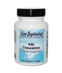 A & I Chewables (60 tablets)