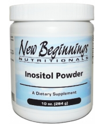 Inositol Powder 700 mg(10 oz.)