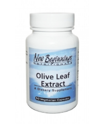 Olive Leaf Extract 500 mg (60 caps)