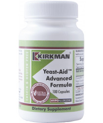 Yeast-Aid™ Advanced Formula 100 ct