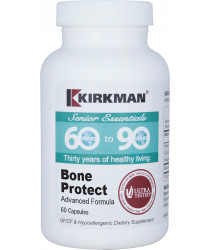 60 to 90 Bone Health Advanced Formula - Hypoallergenic 60 caps