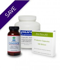 Candida/Yeast Control Kit