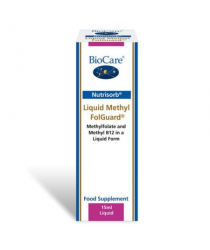 NUTRISORB LIQUID METHYL FOLGUARD 15ML - Bio Care