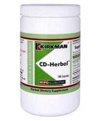 CD-Herbal Capsules 180 ct Hypo