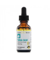 Folinic Acid, Alcohol Free, 1 fl oz (30 ml)