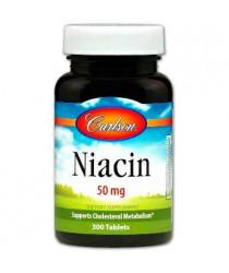 Niacin 50 mg