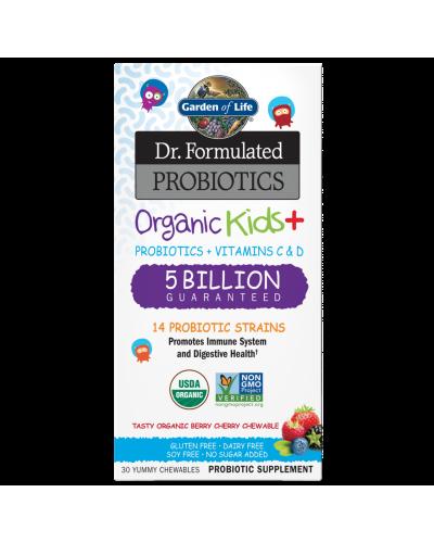 Dr formulated probiotics 5 billion - 30 Chewable