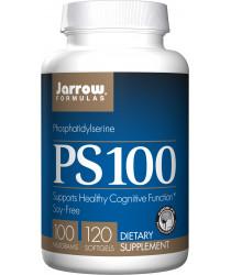 Phosphatidylserine (PS) 100 mg  - 120 Soft gels