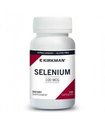 Selenium 100 mcg Capsules - Hypo 100 ct