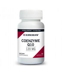 Coenzyme Q10 120 mg Capsules - Hypo 90 ct