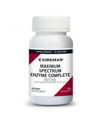 Maximum Spectrum Enzym-Complete/DPP-IV Fruit Free w/Isogest