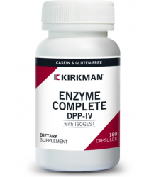 Enzym Complete/DPP-IV with Isogest - Capsules 180 ct