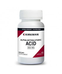 Alpha-Ketoglutaric Acid 300 mg - Hypoallergenic