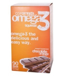 Coromega™ - Chocolate - Orange 90 ct