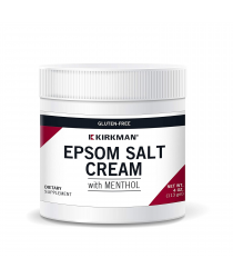 Epsom Salt Cream with Menthol