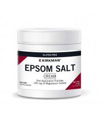 Epsom Salt Cream (Magnesium Sulfate ) 4 oz