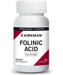 Folinic Acid Extra Strength - Hypoallergenic