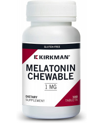 Melatonin 1 mg Chewable Tablets