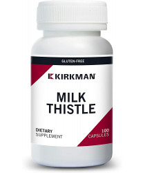Milk Thistle 100 mg - Hypoallergenic - Kirkman