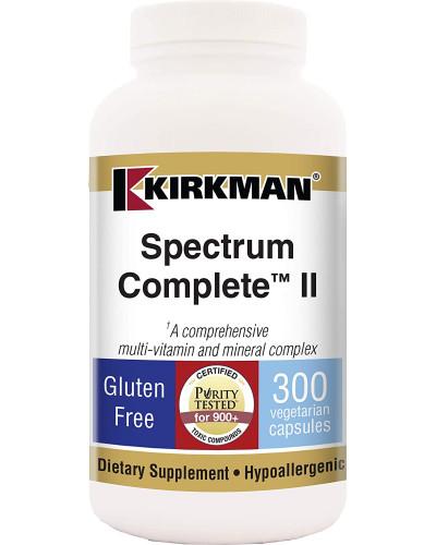 Spectrum-Complete™ II Capsules - Hypo 300 ct
