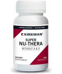 Super Nu-Thera®w/o A & D Capsules