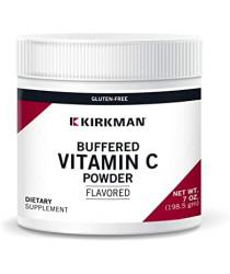 Buffered Vitamin C Powder - Bio-Max Series - Flavored 7 oz