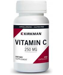Vitamin C 250 mg Capsules - Hypo 250 ct