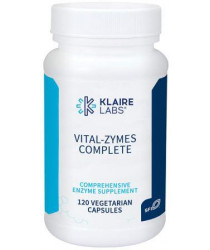 VITAL-ZYMES COMPLETE- 120 caps