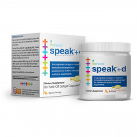 Speak+d Twist-Off Capsules