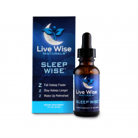 SLEEP WISE - ALL NATURAL SLEEP AID