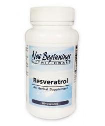 Resveratrol- 60 Caps