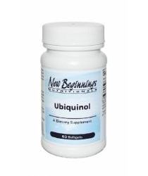 Ubiquinol 100 mg (60 softgels)