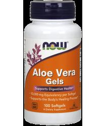 Aloe Vera 10,000 mg Softgels