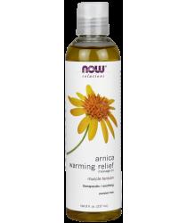 Arnica Warming Relief Massage Oil