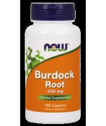 Burdock Root 430 mg Capsules