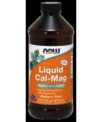 Cal-Mag Liquid, Blueberry Flavor