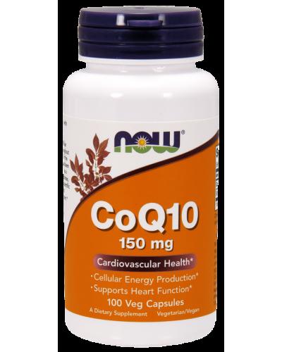 CoQ10 150 mg Veg Capsules