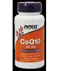CoQ10 30 mg 120 Veg Capsules