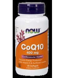 CoQ10 400 mg 60 Softgels