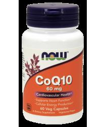 CoQ10 60 mg 180 Veg Capsules
