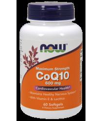 CoQ10 600 mg Softgels