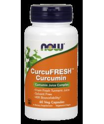 CurcuFRESH™ Curcumin Veg Capsules