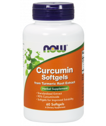 Curcumin Softgels 60