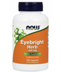 Eyebright Herb 410 mg Veg Capsules