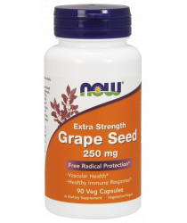Grape Seed 250 mg Veg Capsules