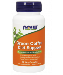 Green Coffee Diet Support Veg Capsules